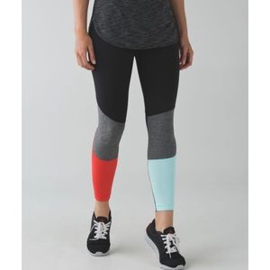 Lululemon Pedal To The Medal 7/8 Tight Size 4